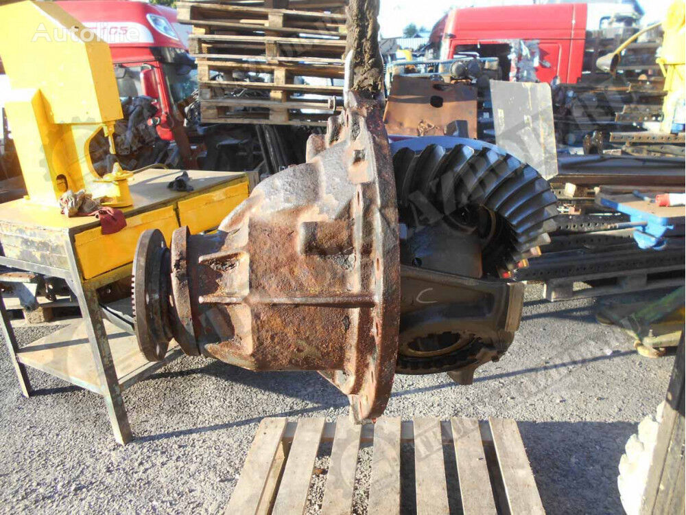 zadnego mosta MS17x 2.85 reductor para VOLVO tractora