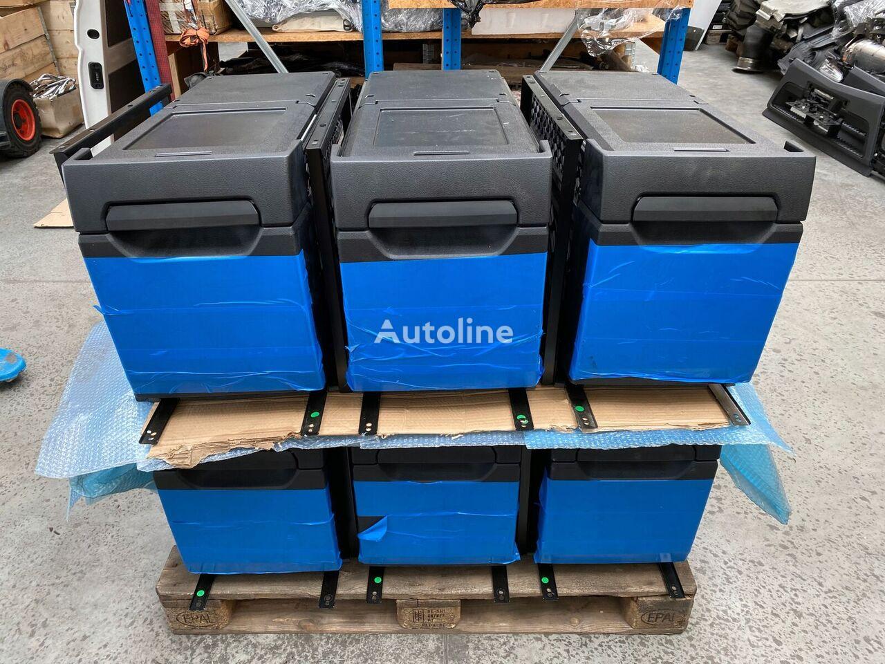 refrigerador para MERCEDES-BENZ ACTROS MP4 tractora