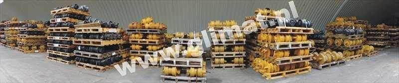 HANOMAG rodillo inferior para HANOMAG D600 maquinaria de construcción nuevo
