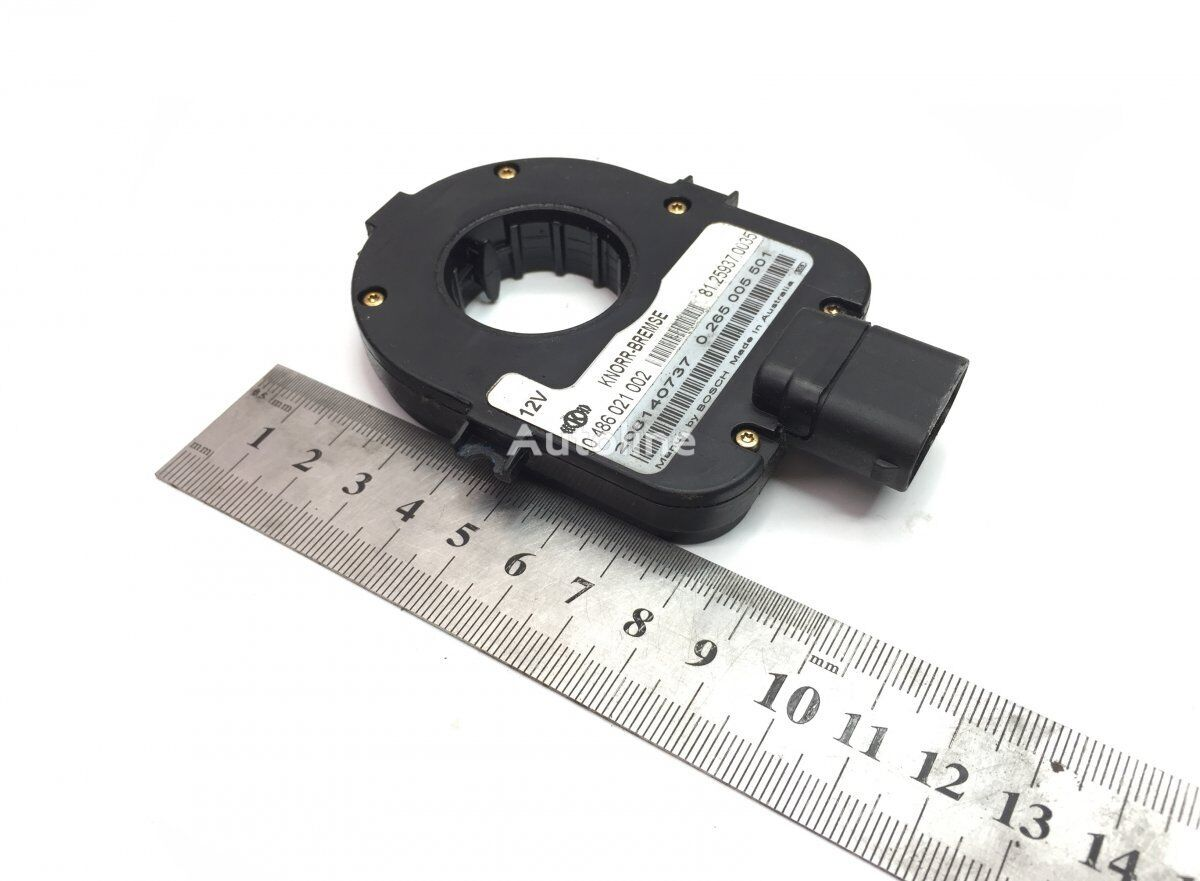 BOSCH Steering angle sensor sensor para MAN TGX (2007-) tractora