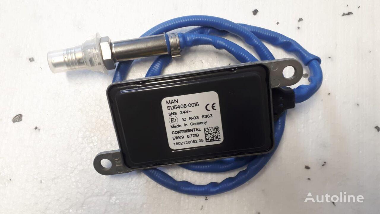 MAN NOX (51154080016) sensor para MAN TGL TGM camión nuevo