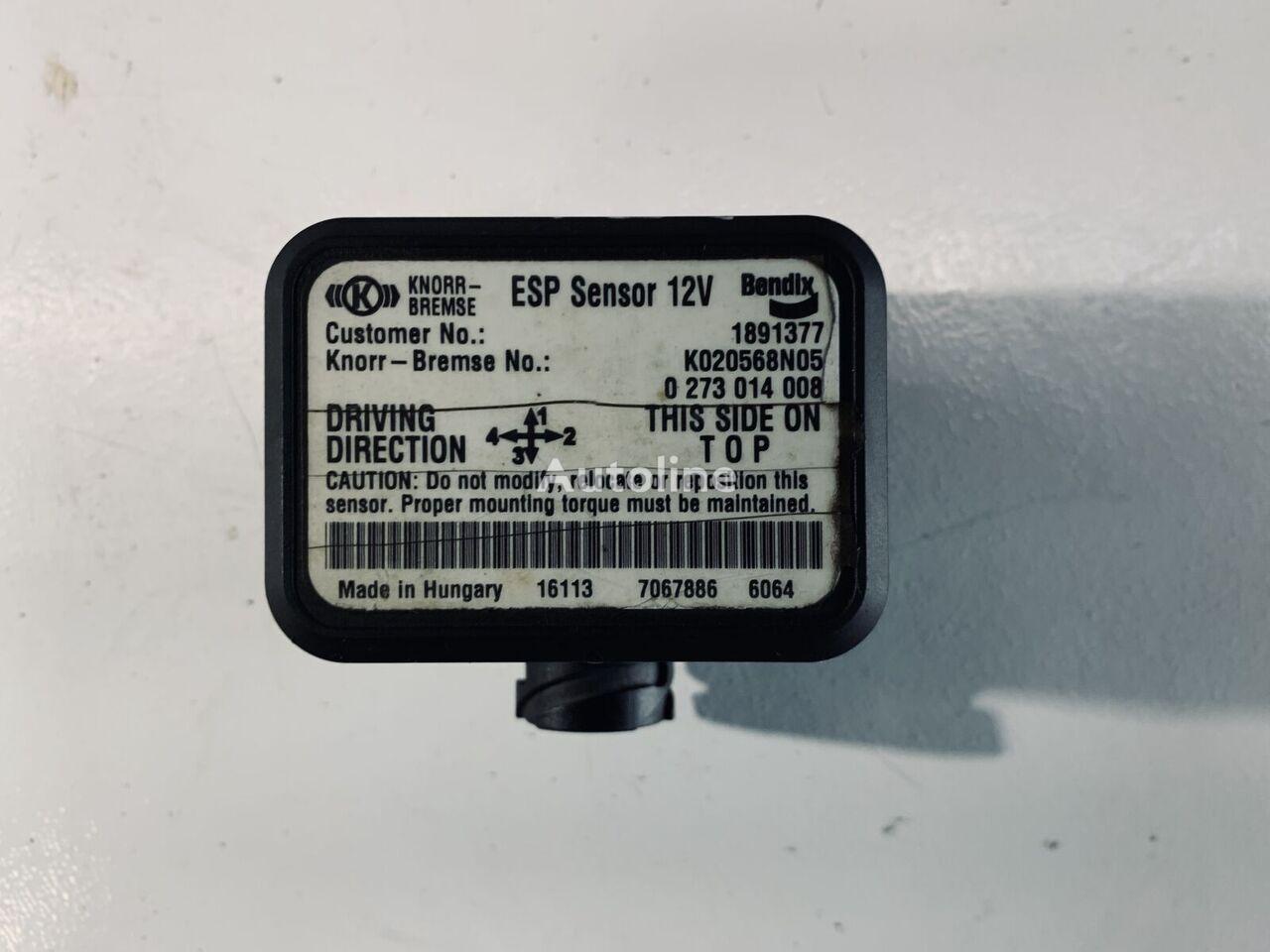 SCANIA ESP (1891377) sensor para SCANIA 124 tractora