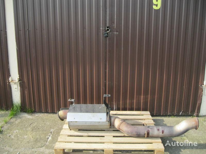 silenciador para DAF XF 105 tractora