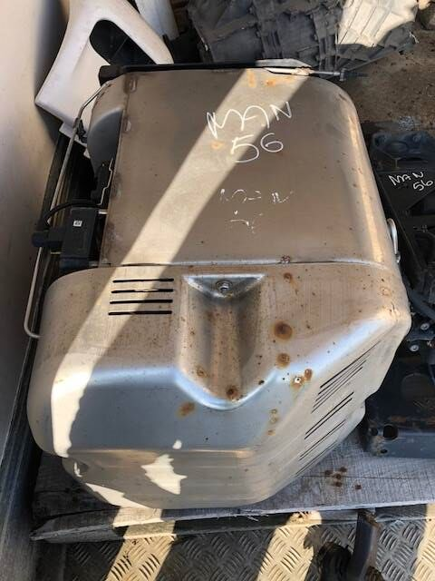 MAN EXHAUST SILENCER EURO 6 TGL P/N: 81.15101-6047 (81.15101-6047) silenciador para MAN TGL 12.220  tractora