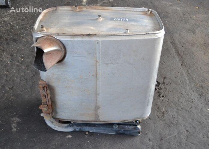 MAN TGA 18.440 (01.00-) silenciador para MAN TGA (2000-2008) camión