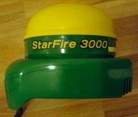JOHN DEERE Starfire 3000 sistema de navegación para tractor