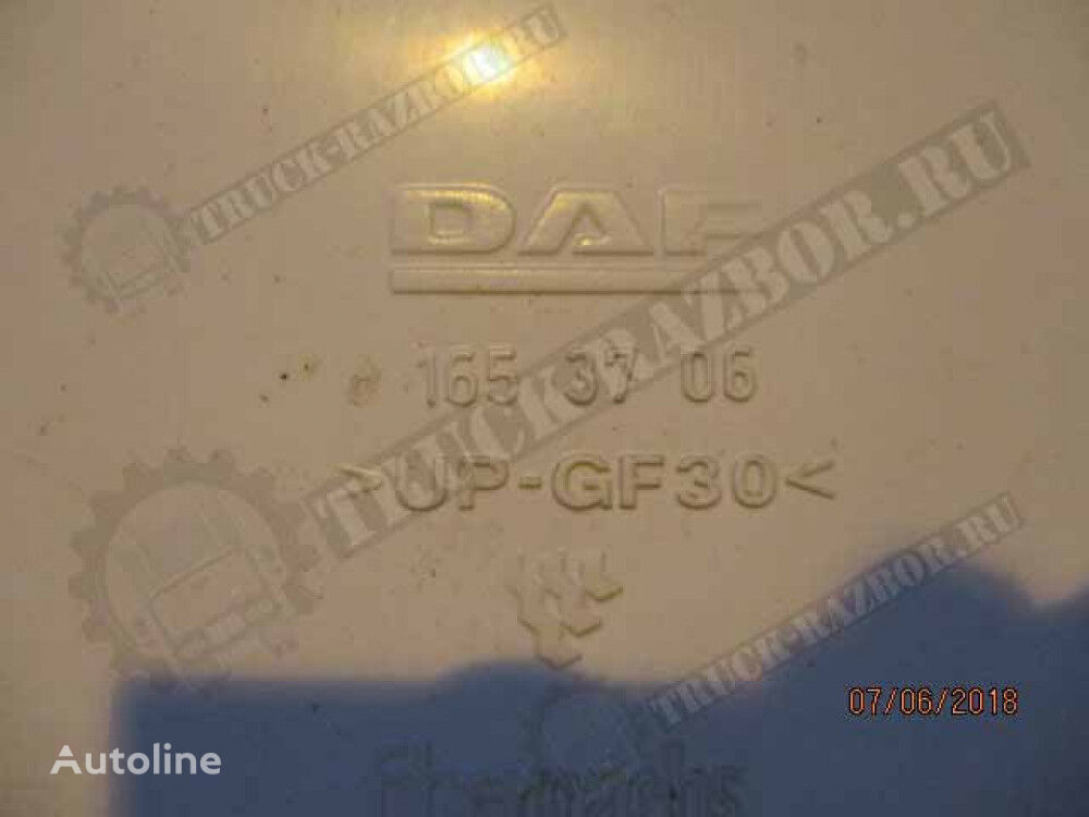 (1653705) spoiler para DAF tractora