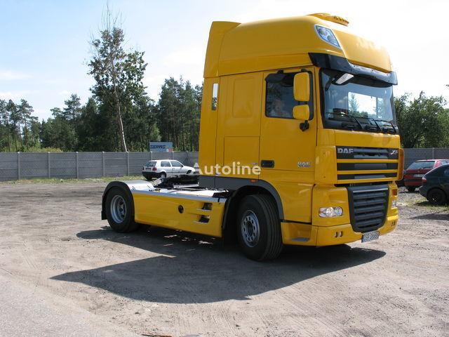 DAF międzyosiowy 105 XF osłony spoilery y między osiowe MULTI spoiler para DAF XF 105 tractora nuevo