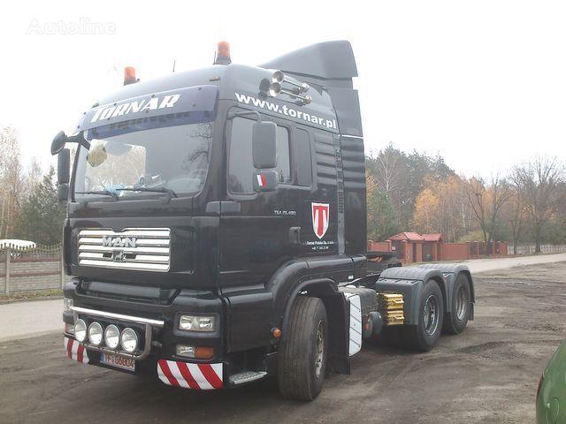 MAN TGA-TGS LX owiewki spoilery aeropakiet MULTI-PLAST spoiler para tractora nuevo