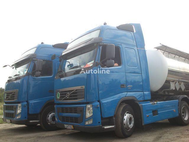 VOLVO FH XL spoilery zabudowy owiewki między osiowe międzyosiowe osłon spoiler para VOLVO FH XL tractora nuevo