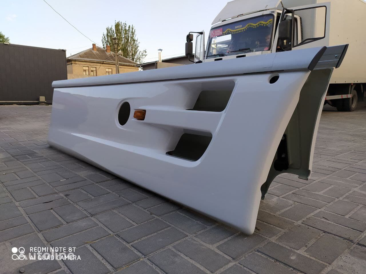 DAF CF XF Euro 5 spoiler para DAF CF XF Euro 5 tractora nuevo