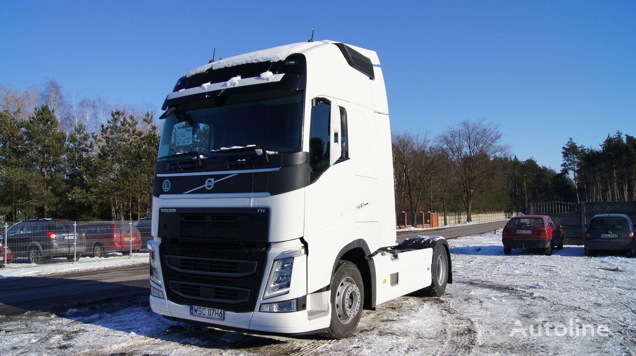 spoiler para VOLVO FH4 euro 6 tractora nuevo