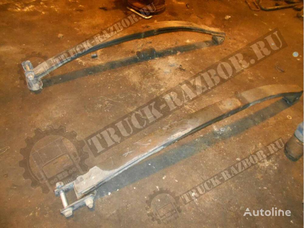2-h listovaya MAN (5010557731) suspensión de ballesta para tractora