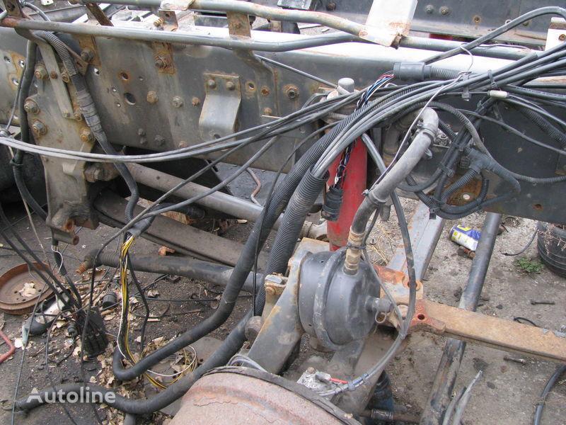 DAF E-2, E-3 suspensión de ballesta para DAF XF,CF tractora