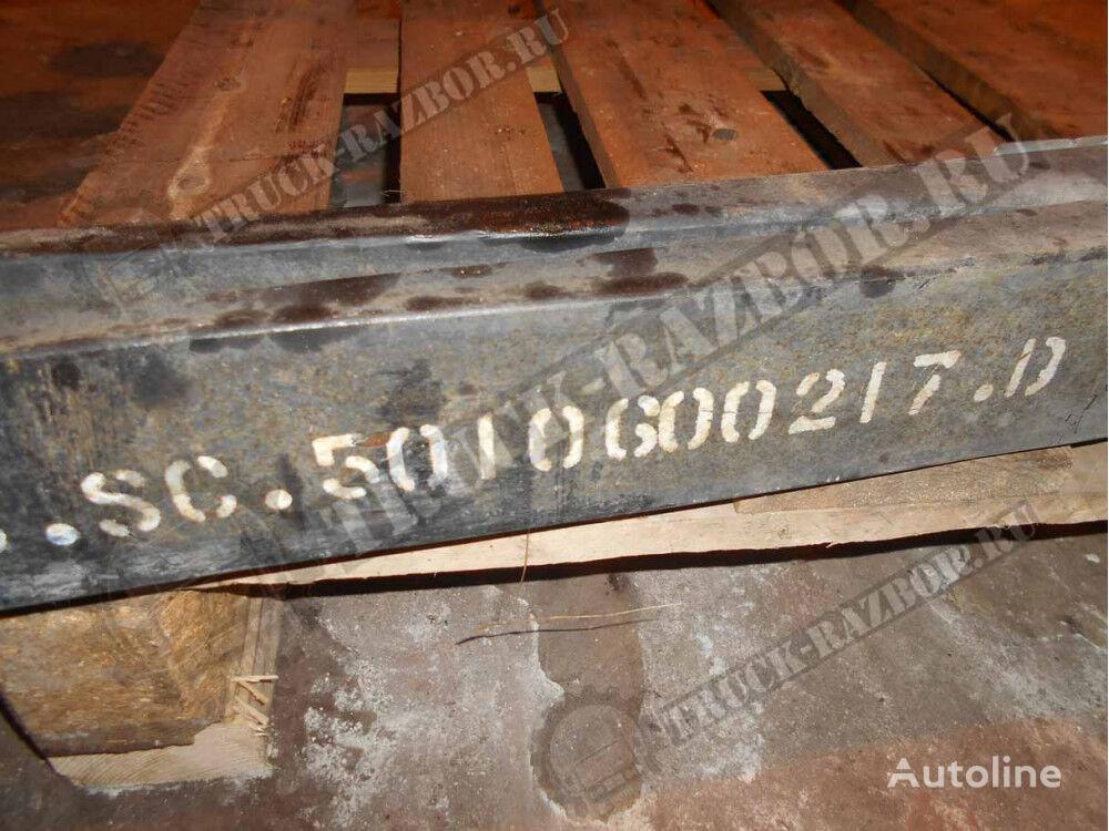 poluressora, L RENAULT (5010600217) suspensión de ballesta para tractora