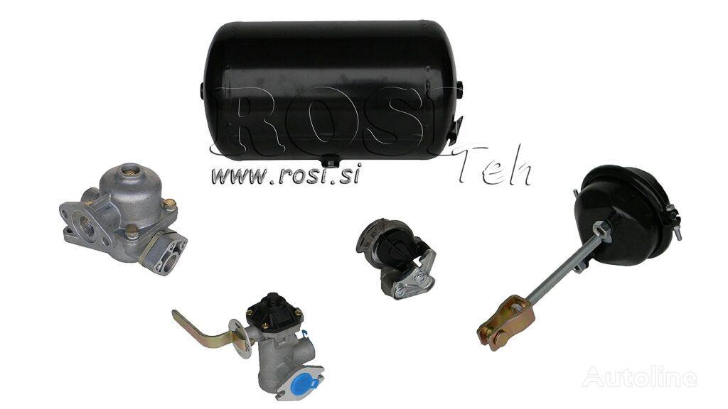 suspensión - otra pieza de repuesto Trailer air brakes, single circle or double circle para remolque