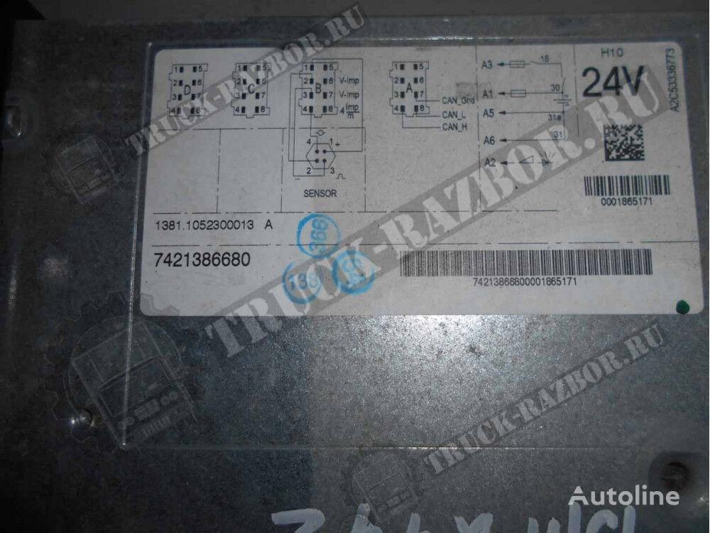 RENAULT (7421386680) tacógrafo para RENAULT tractora