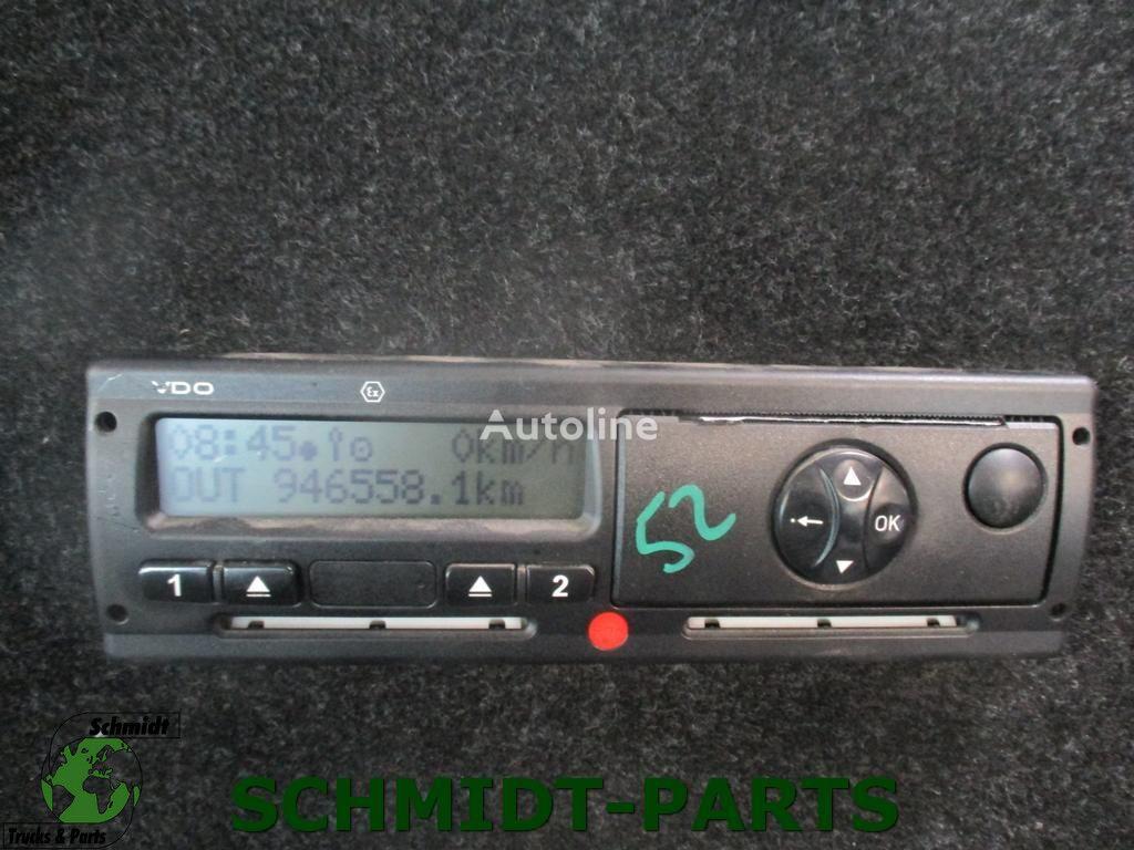 RENAULT 1381.2210309004 Tachograaf (1381.2210309004) tacógrafo para camión