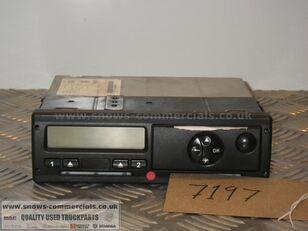 DAF Tachograph (1862809) tacógrafo para DAF LF CF XF 2007-2012 camión