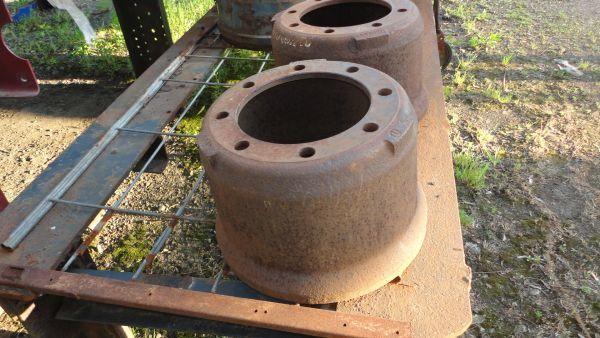 ROR r19.5 tambor de freno para semirremolque