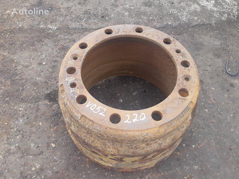 VOLVO F616 (01.75-12.86) (1599012 21451968) tambor de freno para VOLVO F4/F6/F7/N7/F86/F88/F89 (1965-1989) camión