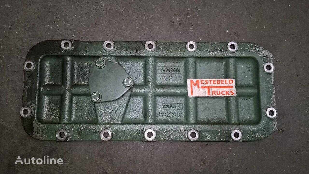 Zijdeksel cilinderblok PR228 tapa de válvula para DAF camión