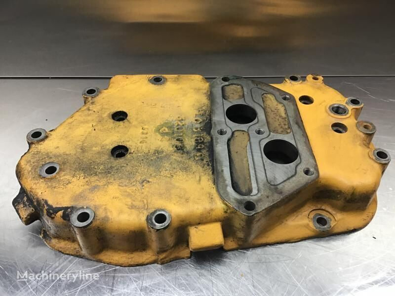 LIEBHERR Coolerplate tapa de válvula para LIEBHERR D904NA/D904T/D904TB/D906NA/D906T/D906TB/D906TI/D914T/D914TI/D916T/D916TI/D924TE/D924TIE/D926TE/D926TIE excavadora