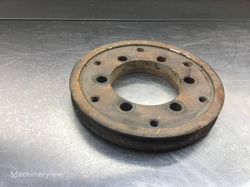 V-Belt Pulley (9268711) tensor de correa para LIEBHERR excavadora
