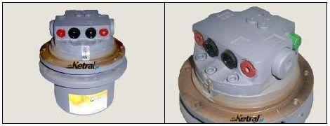 CATERPILLAR (301.8) transmisión final para CATERPILLAR 301.8 excavadora nueva
