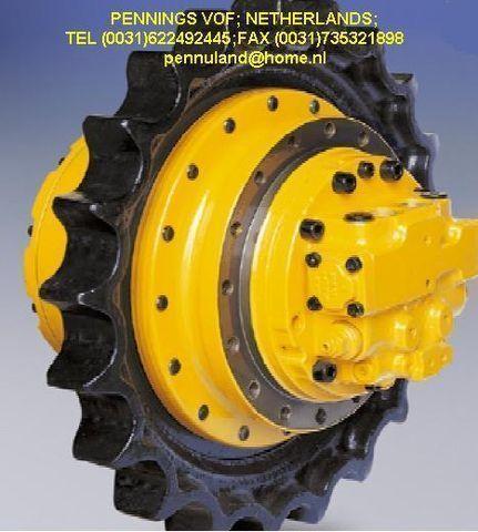 FINAL DRIVE, wheeldisk, reducer, reductor, zwolnici, beltegir transmisión final para mini excavadora nueva