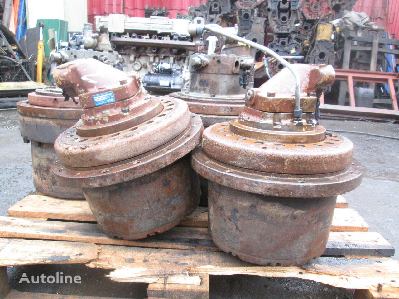 VOLVO W23437 +hydraulic motor transmisión final para excavadora
