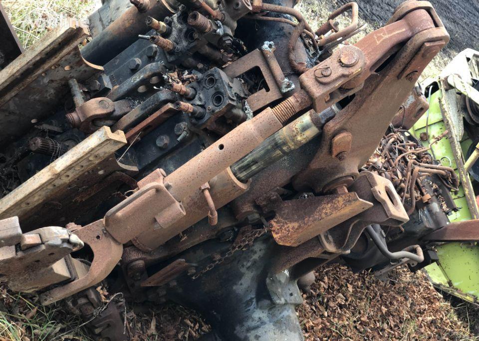 Zwolnica transmisión final para CASE IH Magnum 250  tractor