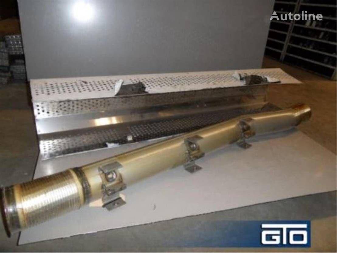 (1459230) tubo de escape para DAF CF65, 75CF, 85CF, CF75 camión
