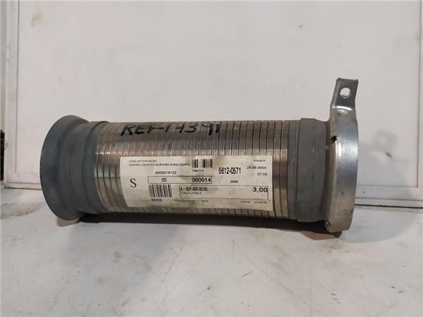 (A 621 490 00 65) tubo de escape para MERCEDES-BENZ camión