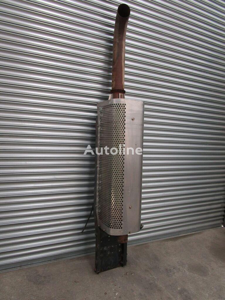 IVECO DPF / EXHAUST (4127-2370) tubo de escape para IVECO TREKKER CURSOR camión