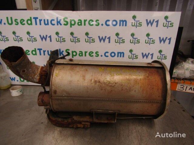 MAN DPF (81.15101.0421) tubo de escape para MAN TGL camión