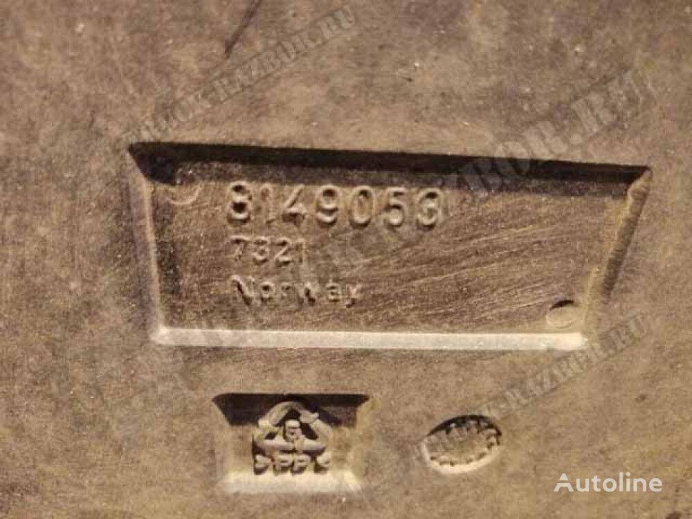vozdushnogo filtra (8149053) tubo de refrigeración para VOLVO tractora