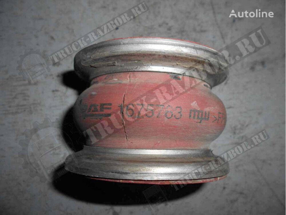 DAF interkulera (1675763) tubo de refrigeración para DAF tractora