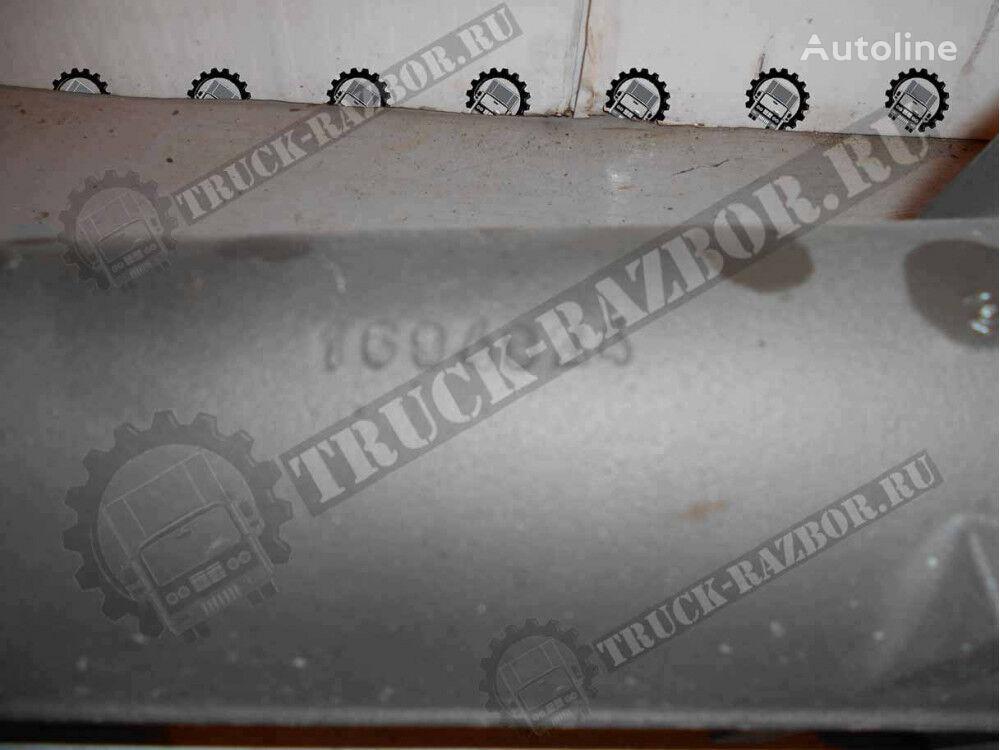 DAF turbiny (vypusknoy kollektor) tubo de refrigeración para DAF tractora