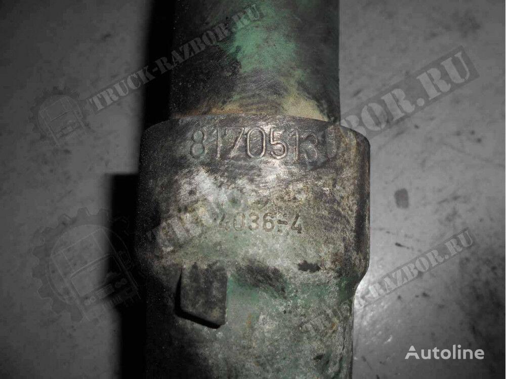 VOLVO vodyanoy (8170513) tubo de refrigeración para VOLVO tractora