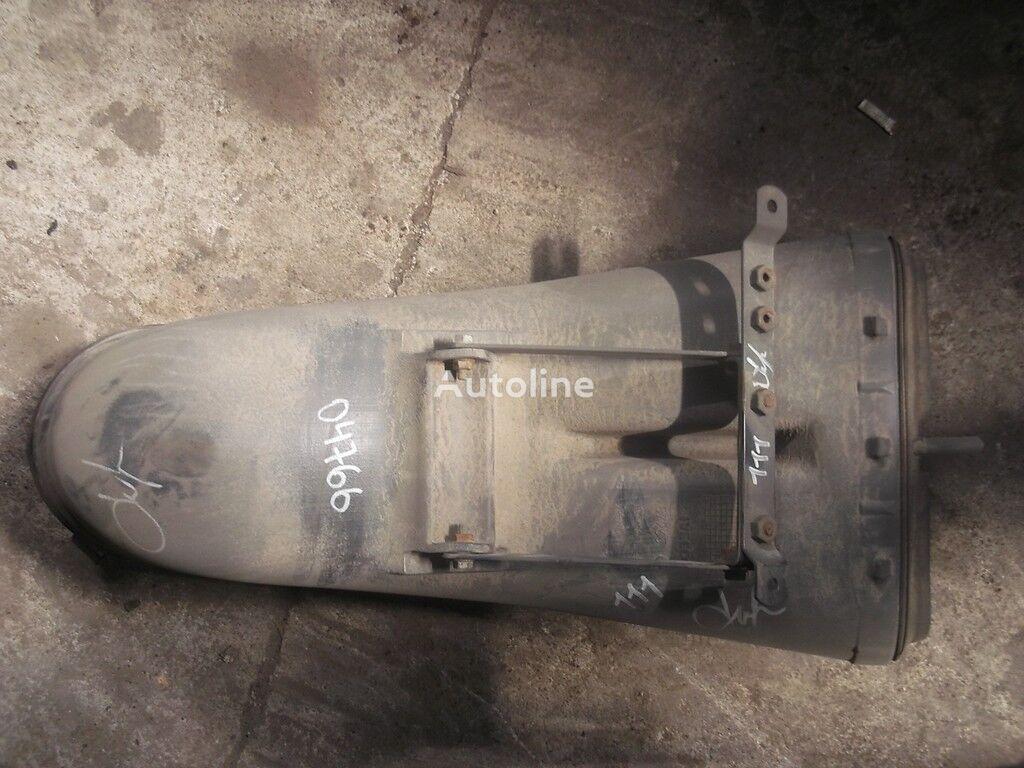 vozdushnogo filtra Iveco tubo de refrigeración para camión