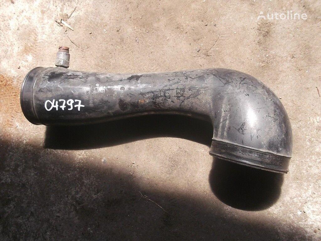 vozdushnogo filtra MAN tubo de refrigeración para camión