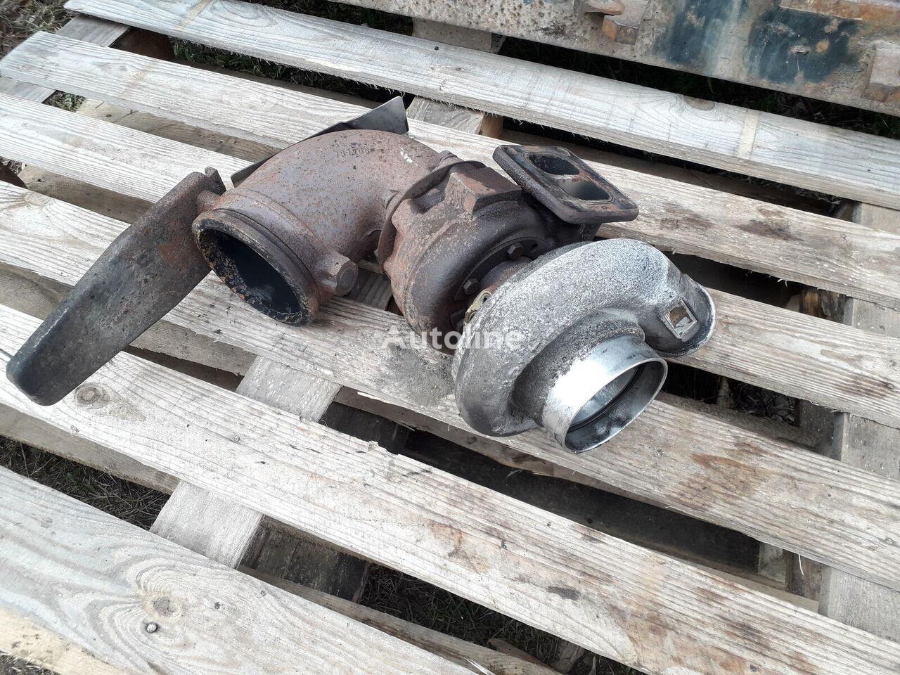MAN HX 40 turbocompresor para MAN 26.430 tractora