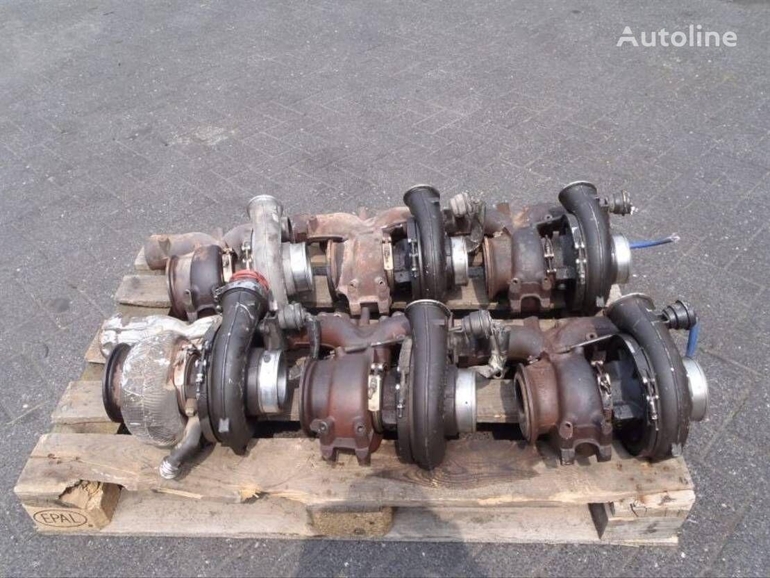 DAF (1689171) turbocompresor para motor para camión