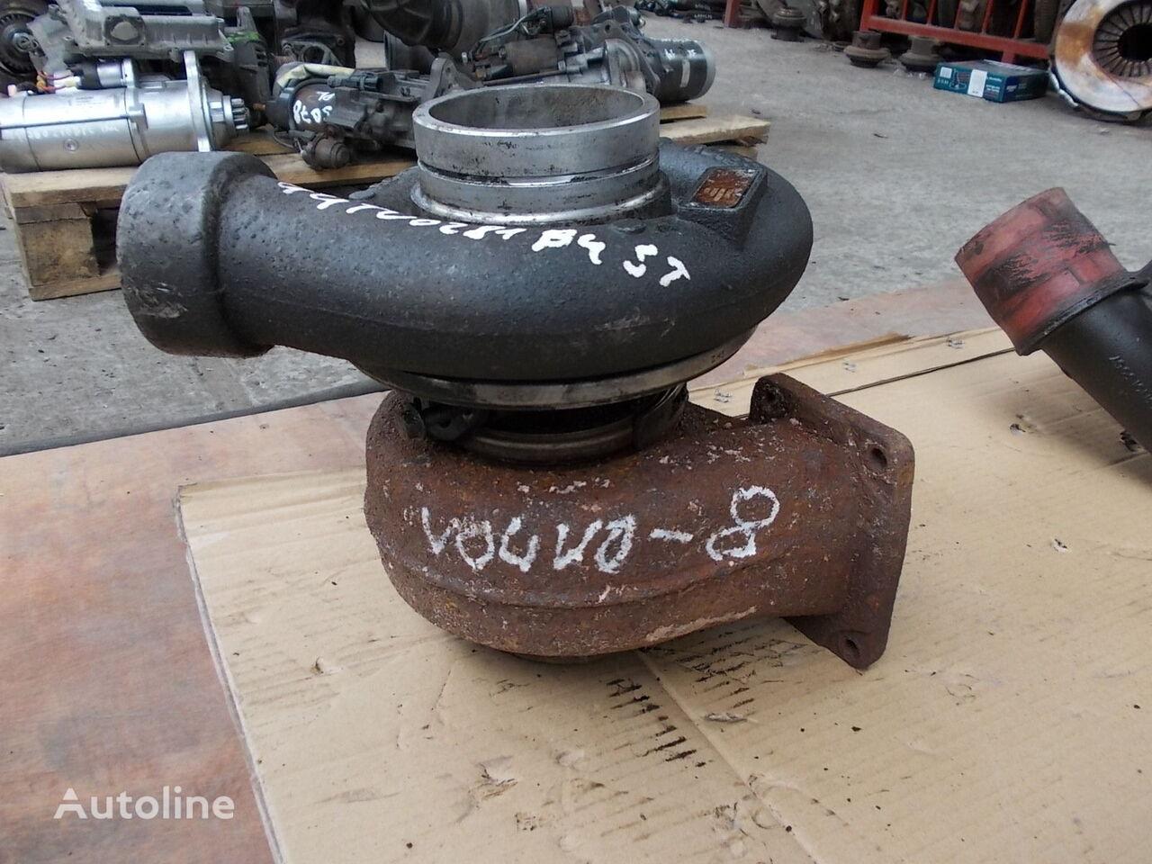 VOLVO 3537840/3575237/3531858 HOLSET turbocompresor para motor para VOLVO FH12 420KM tractora