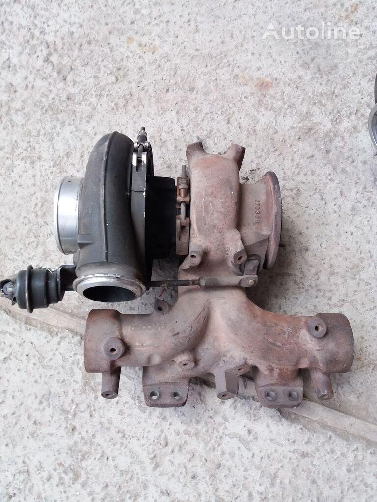 DAF (1830547) turbocompresor para motor para tractora