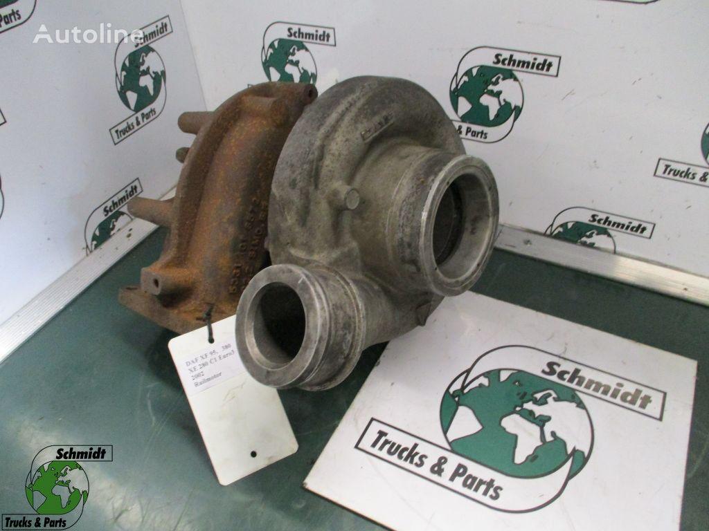DAF Turbo turbocompresor para motor para camión