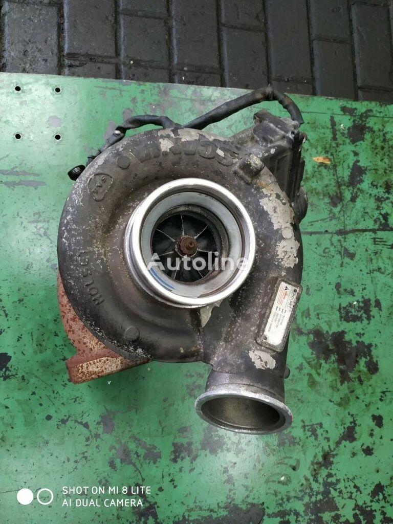 HOLSET (2033791, 3770149) turbocompresor para motor para SCANIA XPI camión