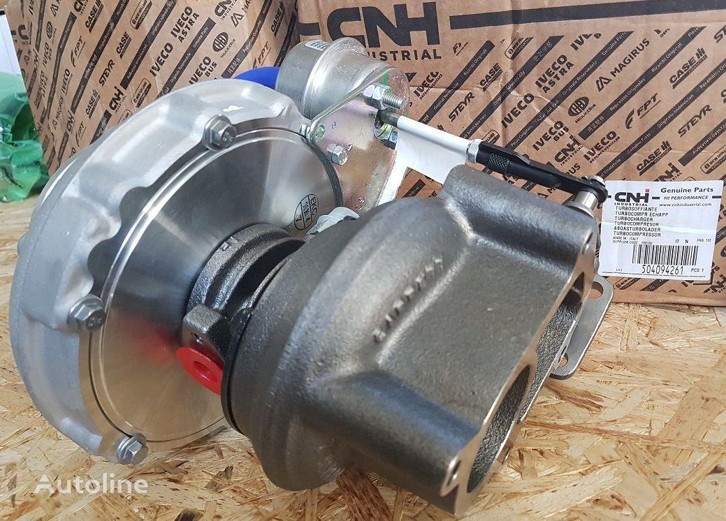 turbocompresor para motor IVECO para tractora IVECO nuevo