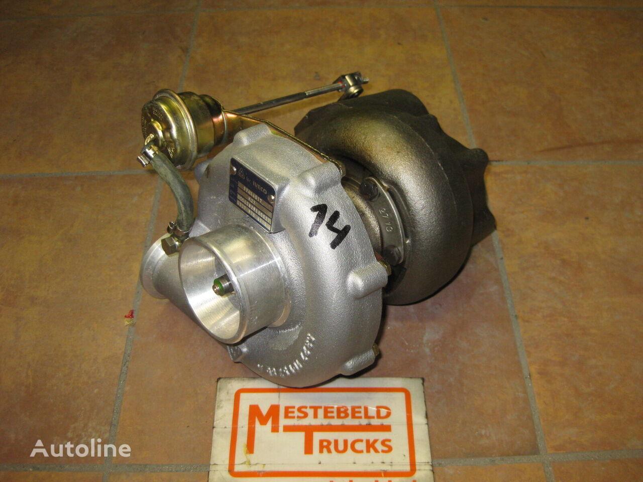 turbocompresor para motor para IVECO camión